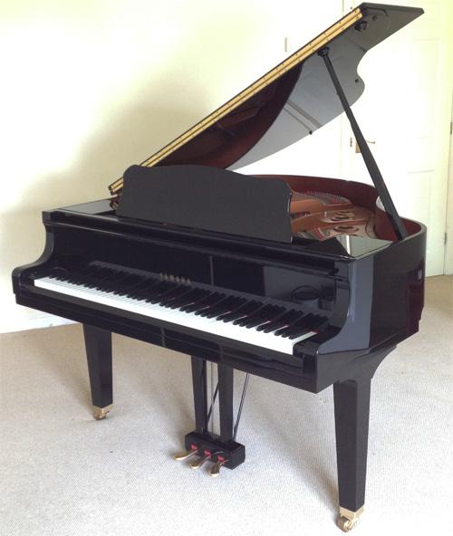Buckley pianos for Yamaha baby grand piano used