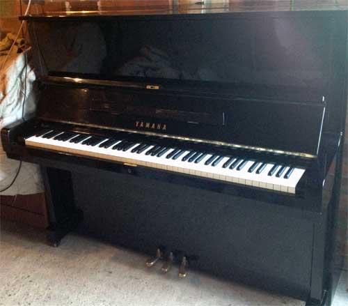 Buckley pianos for Yamaha u2 piano