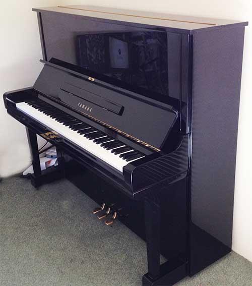 Buckley pianos for Used yamaha u3 upright piano
