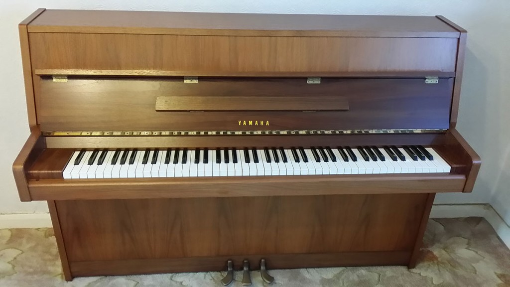 Buckley pianos for Cost of new yamaha upright piano