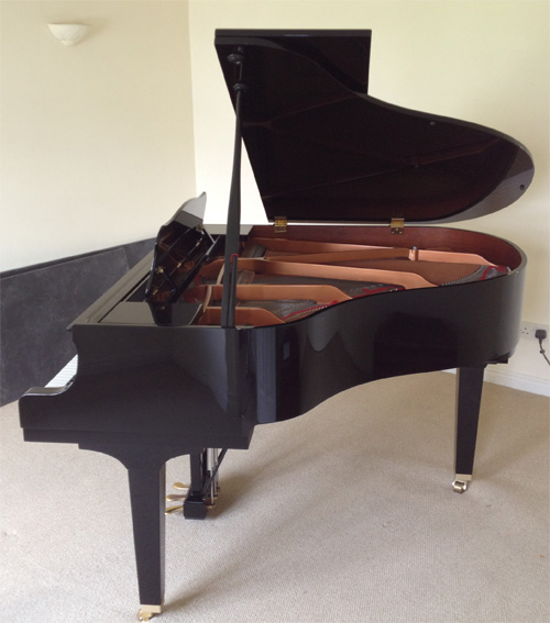 Buckley Pianos